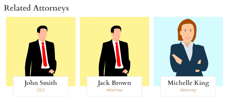 Related Attorneys